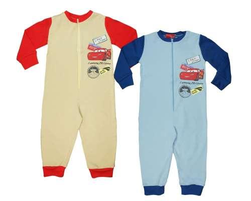 Disney Verdák baba-gyerek Overál Pizsama (méret  92-128)  b1b6c7ec4c