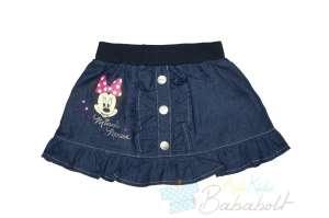 Disney Minnie baba-gyerek farmer szoknya (méret: 86-116) 30376026