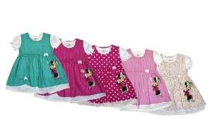 Disney Minnie baba-gyerek ruha (méret: 74-104)