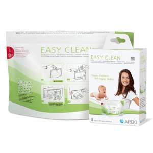 Ardo Easy Clean mikrohullámú Gőzfertőtlenítő tasak  30480976 Sterilizáló