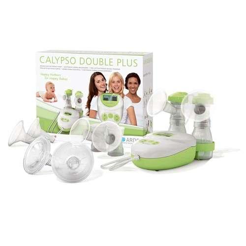 Ardo Calypso Double Plus Elektromos Mellszívó 2 szívófejjel + kiegészítőkkel