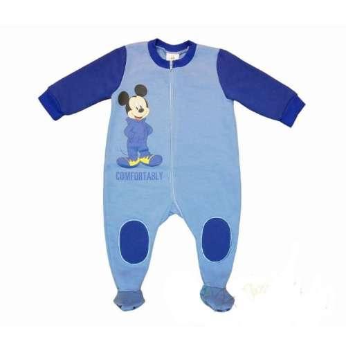 Disney bolyhos overall Pizsama - Mickey Mouse (68-98)  832d567c3c