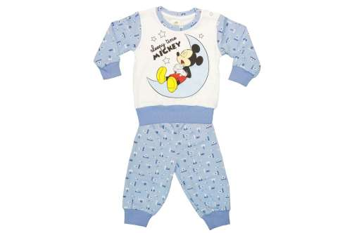 Disney Mickey baba-gyerek Pizsama (méret  74-110)  f1793fd71b