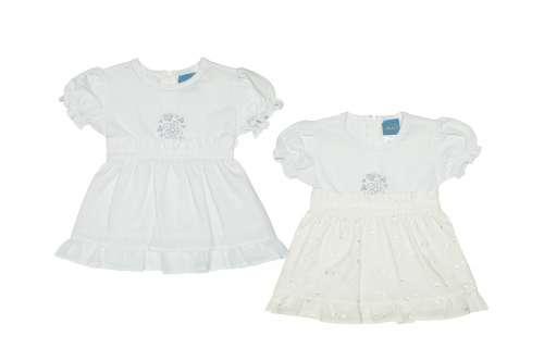 a201c599c7 Baba kislány alkalmi-keresztelő ruha (méret: 62-98) | Pepita.hu