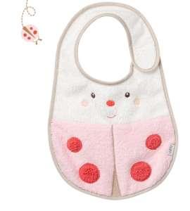 Baby Fehn Előke - Katica #rózsaszín 30481971 Előke, büfikendő