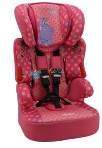 Nania Animals Beline SP Autósülés 9-36kg - Viziló #rózsaszín 30488730