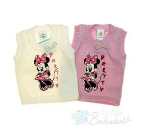 Disney Minnie baba gyerek Mellény (méret: 74-116) 30488711