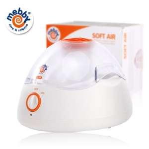 Mebby Soft Air Melegpárásító #fehér-narancs 30482342