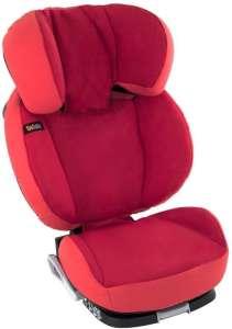 BeSafe iZi Up X3 Fix Autósülés 15-36kg #piros 30491231 Gyerekülés / autósülés 15-36 kg