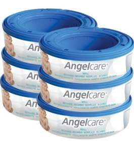 Angel Care Captiva Utántöltő Zsák (6db) 30488141
