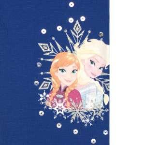 Disney Jégvarázs - Frozen 3/4-es Leggings (méret: 104-140)