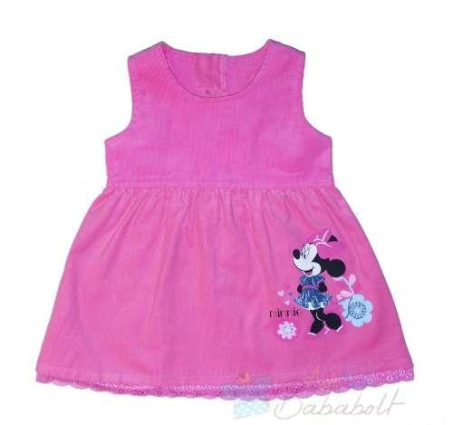 8e48b99bf0 Disney Minnie kord baba gyerek ruha (méret: 74-122) | Pepita.hu