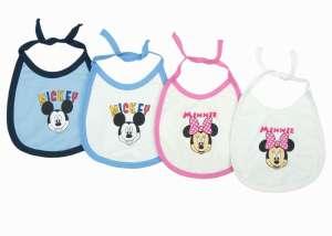 Disney megkötős Előke - Mickey, Minnie 30481740 Előke, büfikendő
