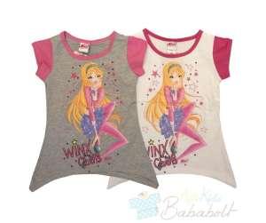 Winx gyerek nyári tunikás felső (méret: 104-140) 30479120