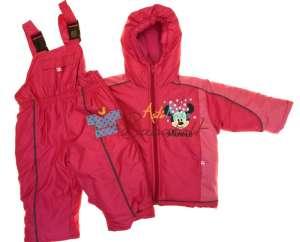 Disney Minnie baba és gyerek Kabát és kantáros nadrág (méret: 80122) 30480385