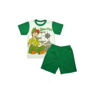 Disney Pizsama - Pán Péter #zöld 30496180 Gyerek pizsama, hálóing
