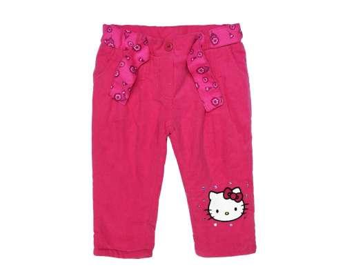 Hello Kitty baba-gyerek bélelt nadrág (méret  74-128)  d36335215e