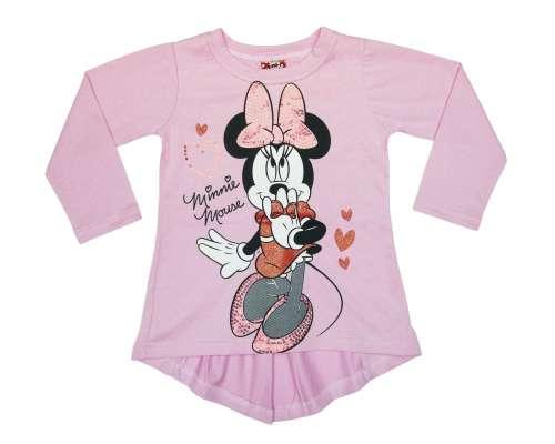 Disney Minnie gyerek hosszú ujjú Póló (méret  86-116)  3445327c0d