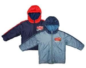 Disney Cars bélelt gyerek Kabát (méret: 104-128) 30483279 Gyerek dzseki, kabát