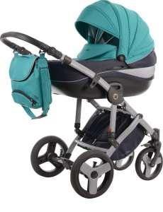 Freeon Trend Trio 3in1 multifunkciós Babakocsi #kék 30472038 Babakocsi