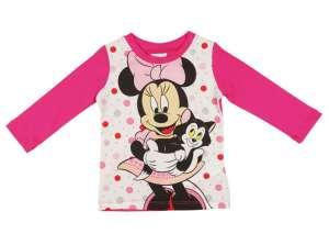 Disney Minnie hosszú ujjú lányka Póló (méret: 74-116) 30485789 Gyerek hosszú ujjú póló