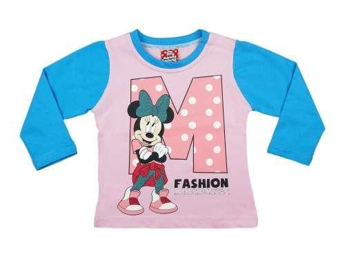 Disney Minnie baba-hosszú ujjú Póló (méret  80-116)  ee53968ea1