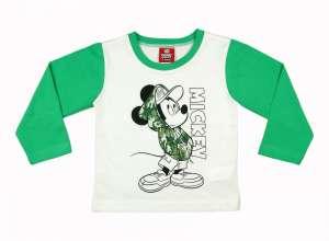 35709e6ffa Disney Mickey baba-gyerek hosszú ujjú Póló (méret: 80-116) 30395727