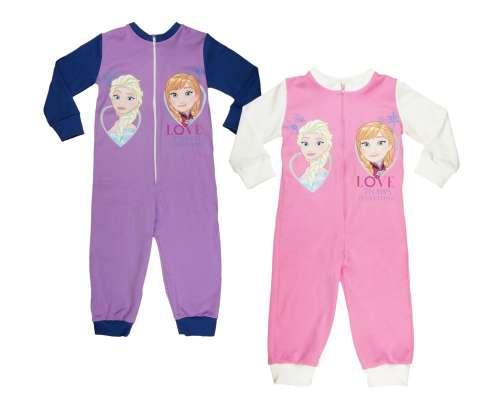Disney Jégvarázs - Frozen Overál Pizsama (méret  92-140)  79e85ae09d