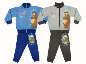 Gyerek szabadidő Szett (méret: 92-116) - Mása és a medve  30478975
