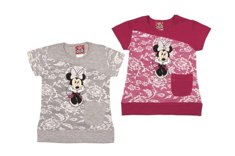 Disney Minnie gyerek Tunika (méret  80-122)  80c2bcce82