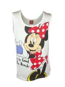Disney Minnie lányka atléta (méret: 92-122) 30485725 Gyerek trikó, atléta