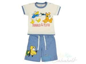 Disney Donald & Plútó két részes baba-gyerek nyári szett (méret: 74-110) 30479384