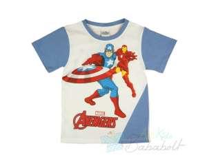 Avengers rövid ujjú fiú Póló (méret: 104-140) 30483191