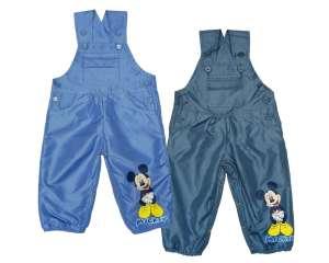 Disney Minnie baba bélelt vízlepergetős Kertésznadrág (méret: 74-98) 30490948