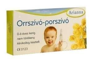 Arianna Porszívós Orrszívó 30478839 Orrszívó, orr spray