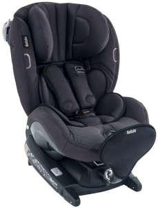 BeSafe Izi Combi Isofix X4 biztonsági Gyerekülés 0-18kg #szürke-fekete 30380969