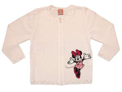 Disney Minnie kötött Kardigán (méret  80-128)  5c26594173