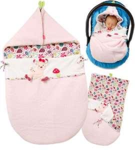 Baby Fehn Babatakaró #rózsaszín 30480065 Pléd, takaró
