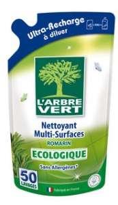 L'Arbre Vert Öko Univerzális tisztítószer utántöltő rozmaring illattal 500ml 30481716 Tisztítószer