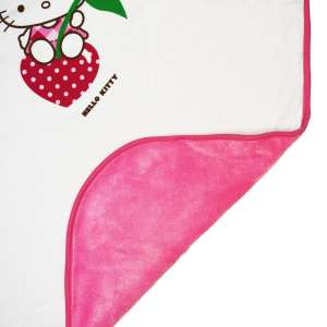 Hello Kitty pamut-wellSoft Takaró  30484229 Pléd, takaró