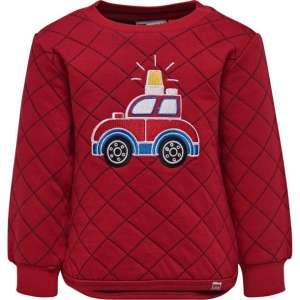 Sofus702 Lego Wear piros hosszúujjú fiú pulóver 30253586