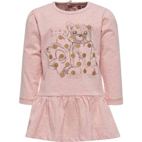 Diana Lego Wear #rózsaszín lány ruha