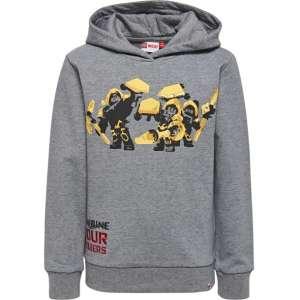 Saxton Lego Wear #szürke kapucnis pulóver 30253591