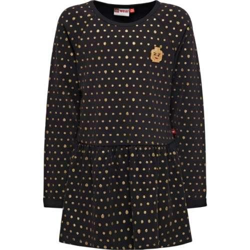 Danica801 Lego Wear #fekete ruha