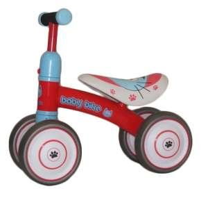 Lábbal hajtható négykerekű Motor #piros 30253676