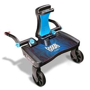 Lascal Maxi+ Testvérfellépő kihajtható üléssel #kék  30253870