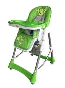 MamaKiddies ProComfort multifunkciós Etetőszék + Ajándék - maci #zöld 30253917