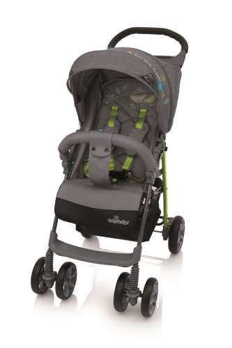 Baby Design Mini sport Babakocsi - 07 Gray #szürke 2018