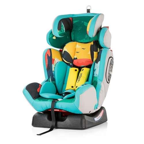 Chipolino 4 Max Autósülés 0-36kg #kék 2018