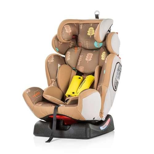 Chipolino 4 Max Autósülés 0-36kg #barna 2018